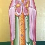Αγία Όλγα, δια χειρός Μιλτιαδη Αφεντούλη - Saint Olga, by the hand of Miltiadis Afentoulis
