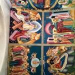 Παραστάσεις δωδεκαόρτου, δια χειρός Μιλτιάδη Αφεντούλη - the Twelve Great Feasts, by the hand of Miltiadis Afentoulis