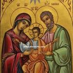 Παναγία, Ιωσήφ, Ιησούς Χριστός - Theotokos, Iosif, Jesus Christ