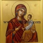 Παναγία Βρεφοκρατούσα -  Theotokos