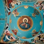 Αγιογράφος Μιλτιάδης Αφεντούλης / Παντοκράτορας - Iconographer Miltiadis Afentoulis - Pantocrator