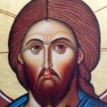 Αγιογράφος Μιλτιάδης Αφεντούλης / Πρόσωπο, Κεφάλι Παντοκράτορα - Iconographer Miltiadis Afentoulis / Head - Face of Pantocrator