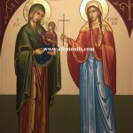 Αγία Άννα και Αγία Κυριακή - Saint Anna and Saint Kyriaki