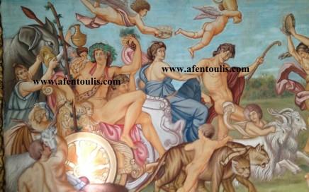 Διόνυσος / Dionyssos