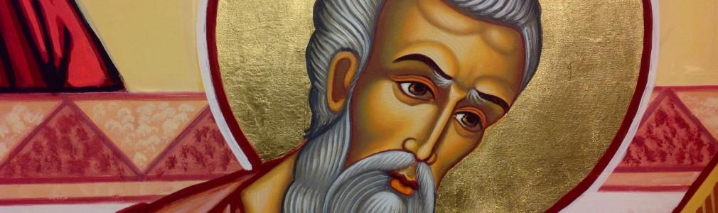 Head of the Evangelist Mathew